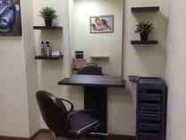 Рабочее кресло для парикмахера + парикмахерская мо — Оборудование для бизнеса в Москве