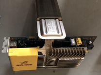 Asus EN8600gtssilent на разборку,огромный радиатор