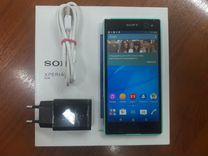 Sony xperia С3 берюзовый с гарантией