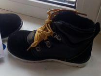 Осенние новые ботинки