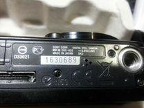 Камера Sony Cyber-Shot DSC-H55 made in Japan
