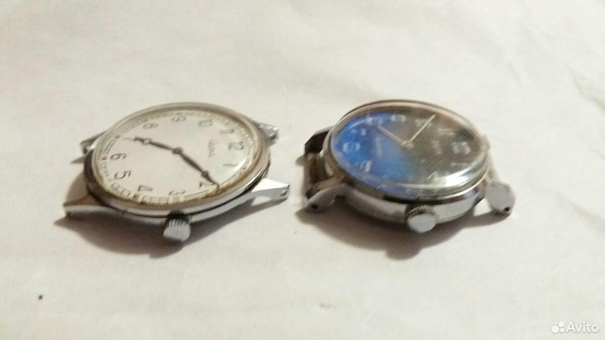 Часы механика Чайка Заря СССР  89625434025 купить 5