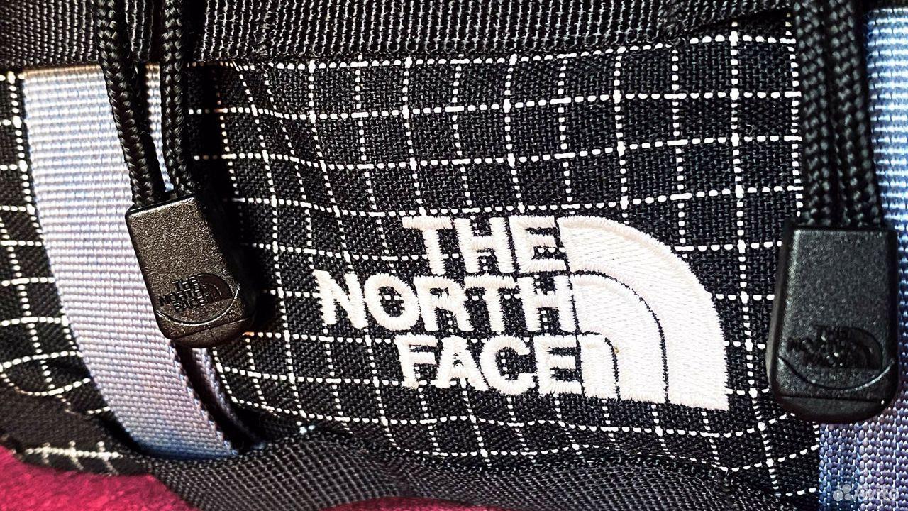 Сумка The North Face на пояс Оригинал  89788836800 купить 4