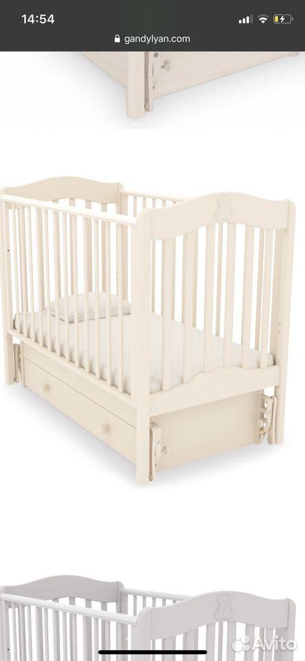Детская кроватка  89054131919 купить 1