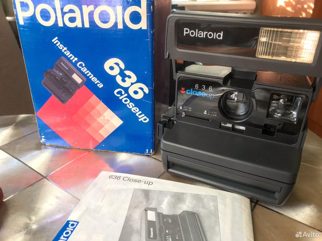 Polaroid 636 Close Up  89271316262 купить 1
