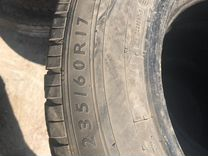 Dunlop sp w.s. 235/60/17