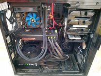 Intel core i7 +Radeon PRO DUO 8 Gb, SSD128,HDD 3Tb