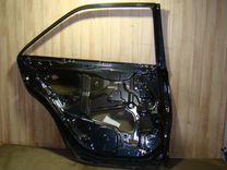 Дверь З/Л Toyota Camry 50