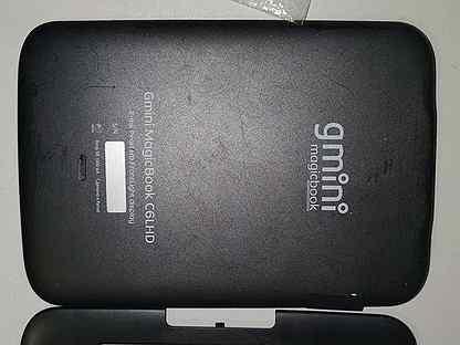 Gmini magicbook C6LHD без экрана