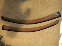 Ветровики оригинал хайлендер 2012 — Запчасти и аксессуары в Тюмени