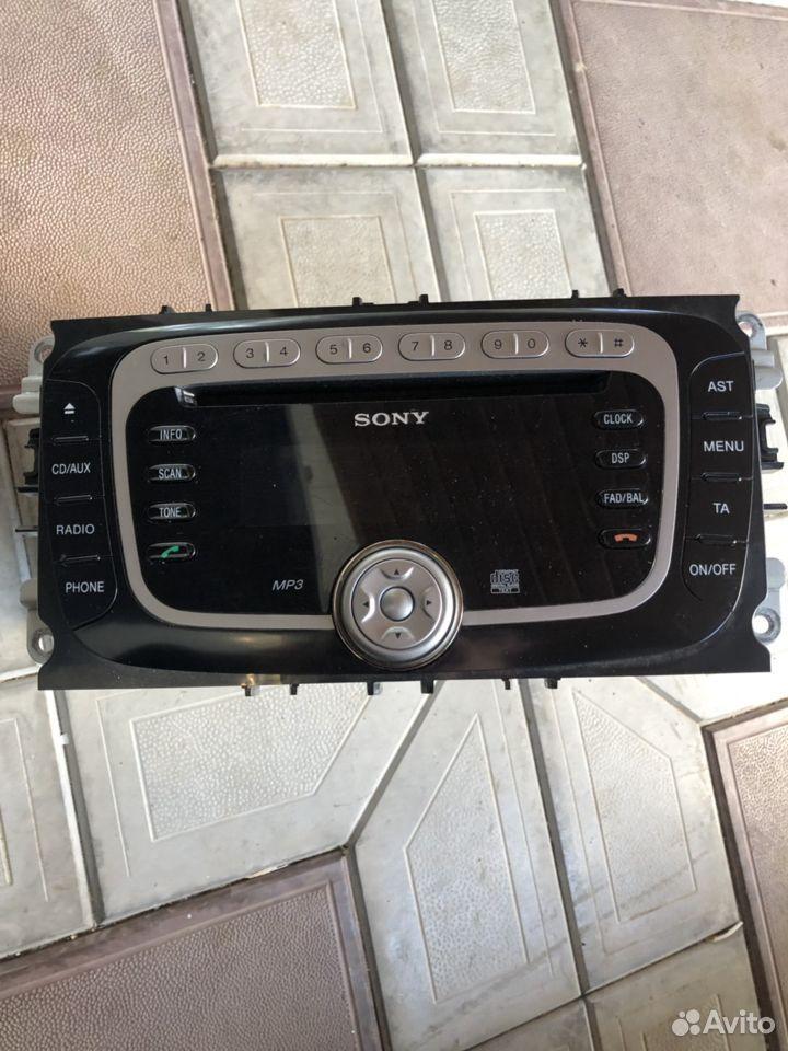 Штатная мультимедиа Sony Ford Mondeo, Focus  89280276348 купить 1