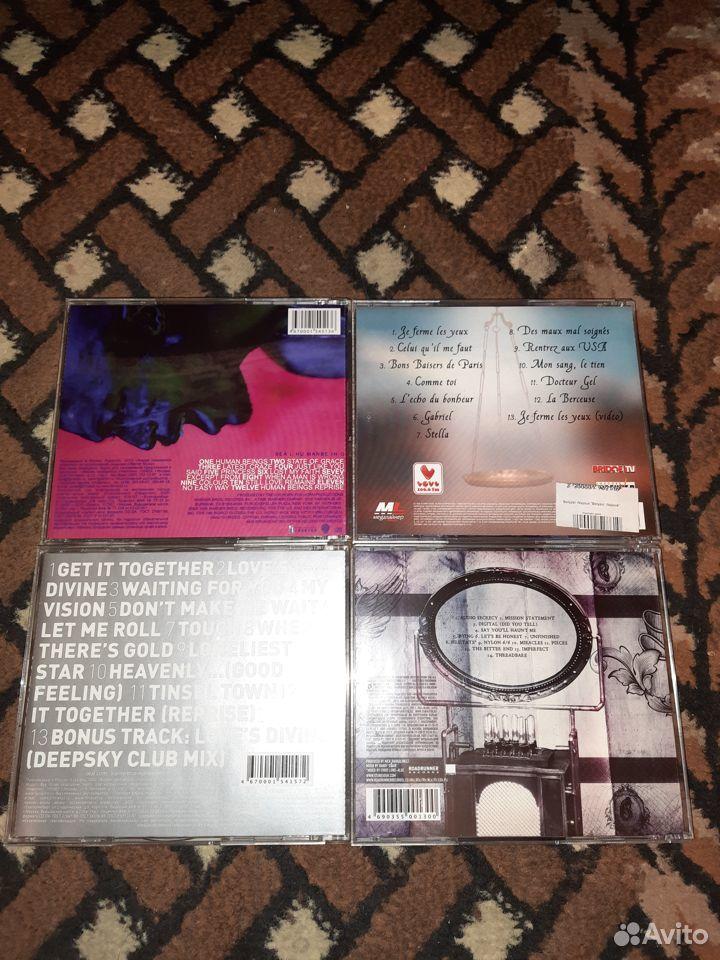 Seal 2CD / Stone Sour / Najoua Belyzel  89029561341 купить 2