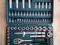 Набор ключей в кейсе на 94 предметов. А-07654