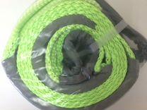 Стропа рывковая 3м V-MAX 12 тонн (цвет зеленый)
