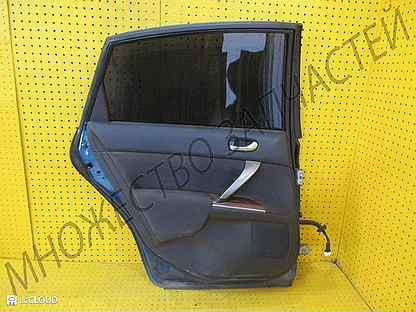 Дверь задняя левая Nissan Teana J32 Теана 32