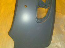 Бампер передний Golf VI
