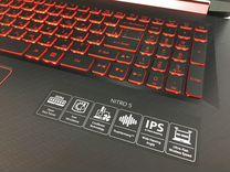New/Nitro5 Acer/IPS/i5-8300/GTX1050-4Gb/SSD128+HDD