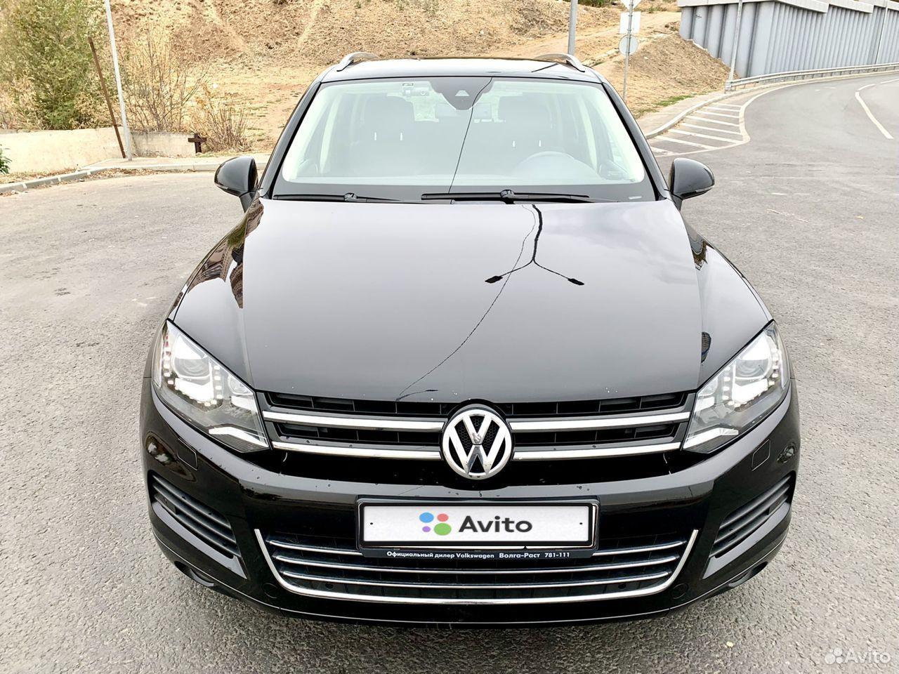 Volkswagen Touareg, 2014  89610795153 купить 6