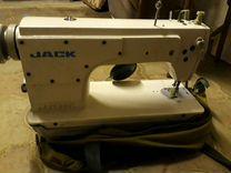 Швейная машина jack