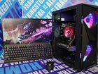 Игровой пк I5 9400F GTX1050ti(4gb) 8gb 120ssd 500g