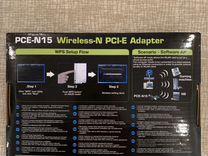 Wi-fi адаптер pce-n15 asus