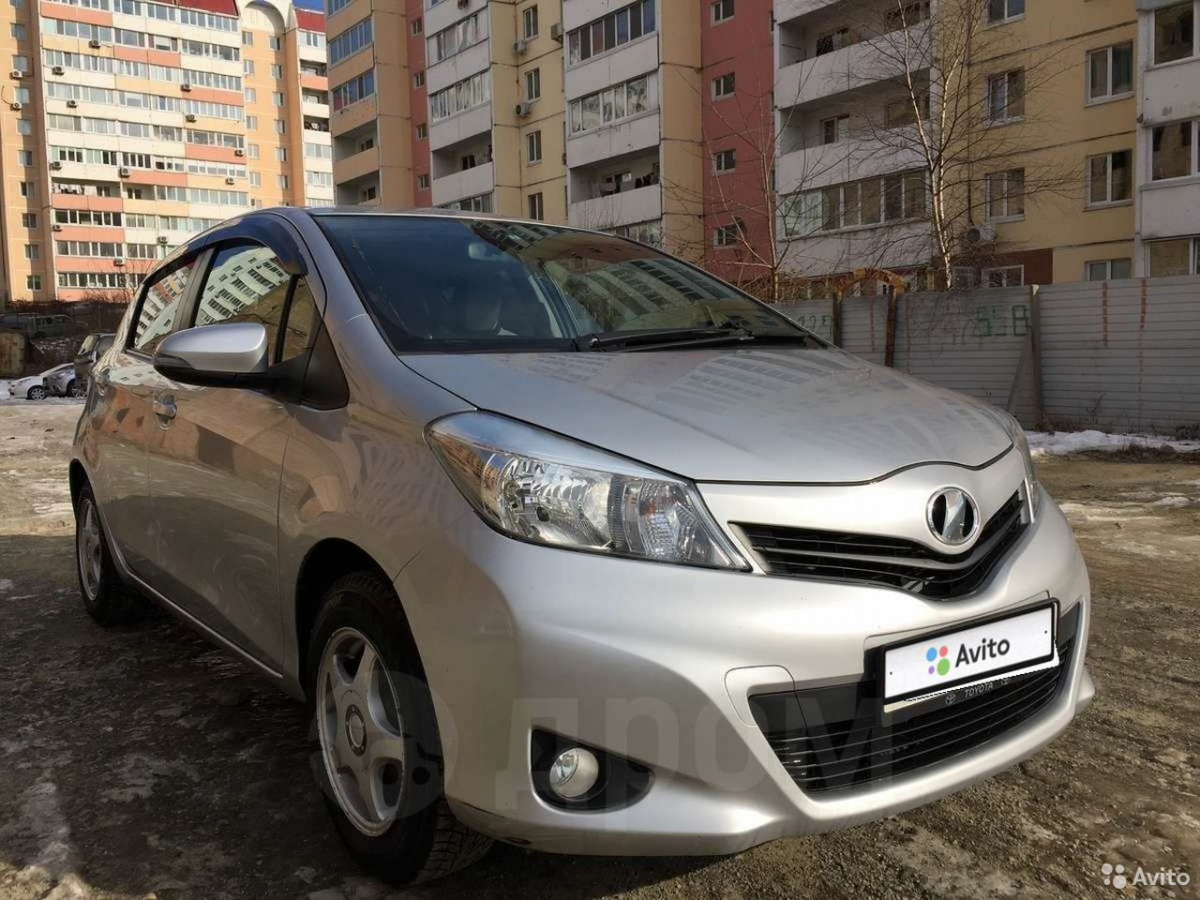 Toyota Vitz, 2011  89662715007 купить 6