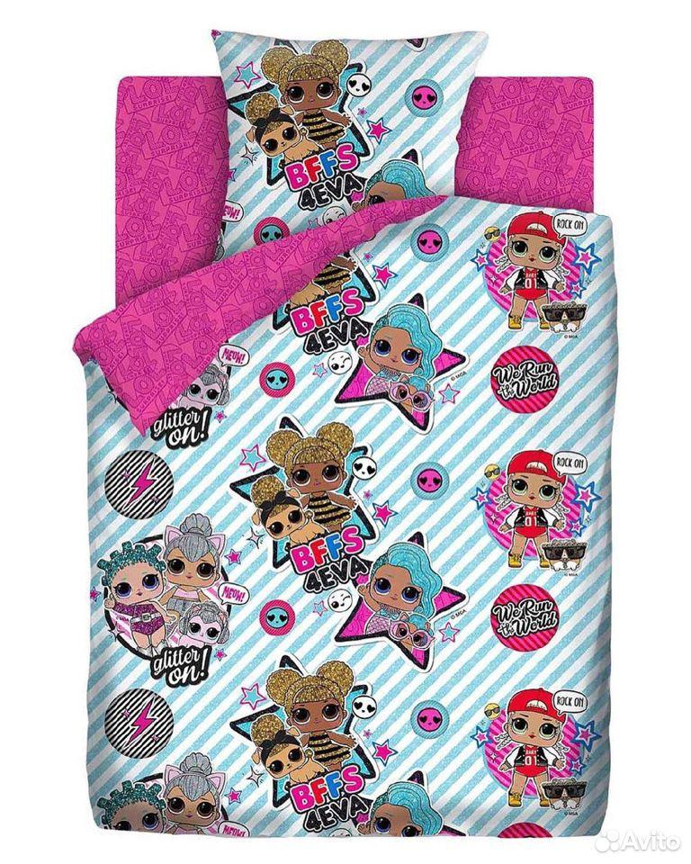 Детское постельное белье  89994438017 купить 2