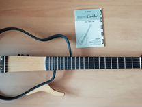 Гитара Yamaha SLG-100N(W)