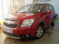 Разбор Chevrolet Orlando 2012 2.0 Дизель АКПП