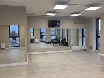 Видовая фитнес-студия. Центр города