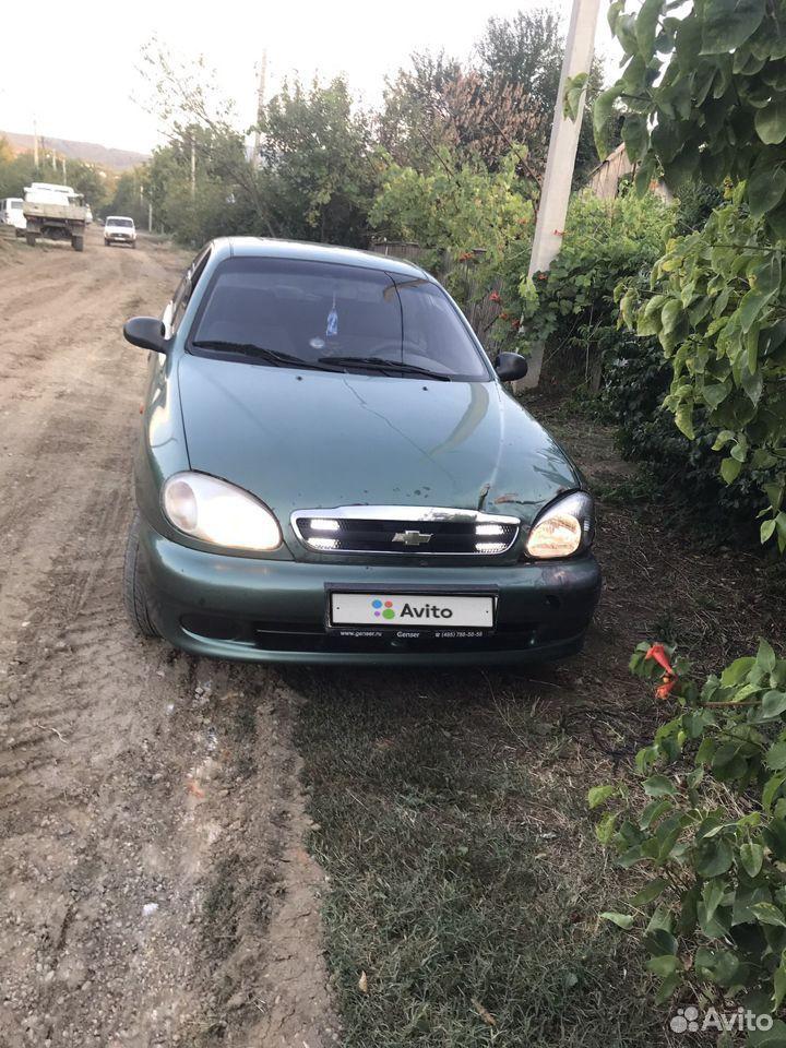 Chevrolet Lanos, 2007  89184548763 купить 4