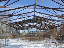 Фермы металлические 18 м
