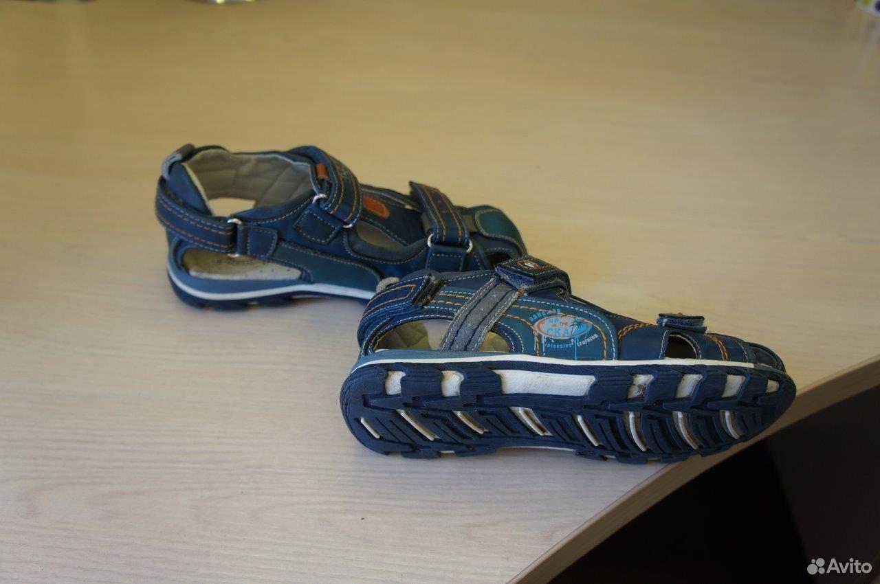 Продам сандалии для мальчика  89133156505 купить 3