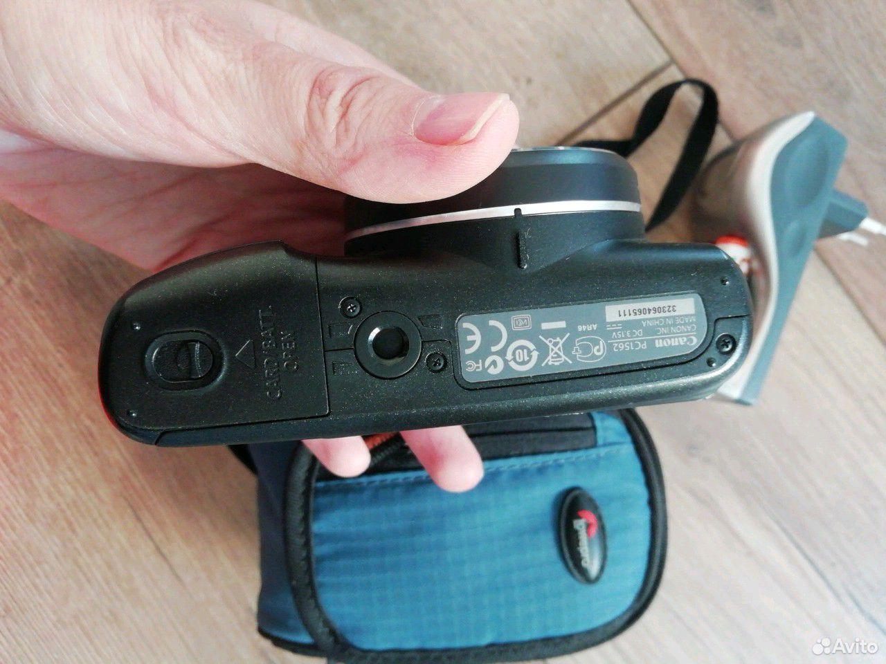 Фотоаппарат Canon+аккумы+зарядка+чехол  89185481344 купить 3