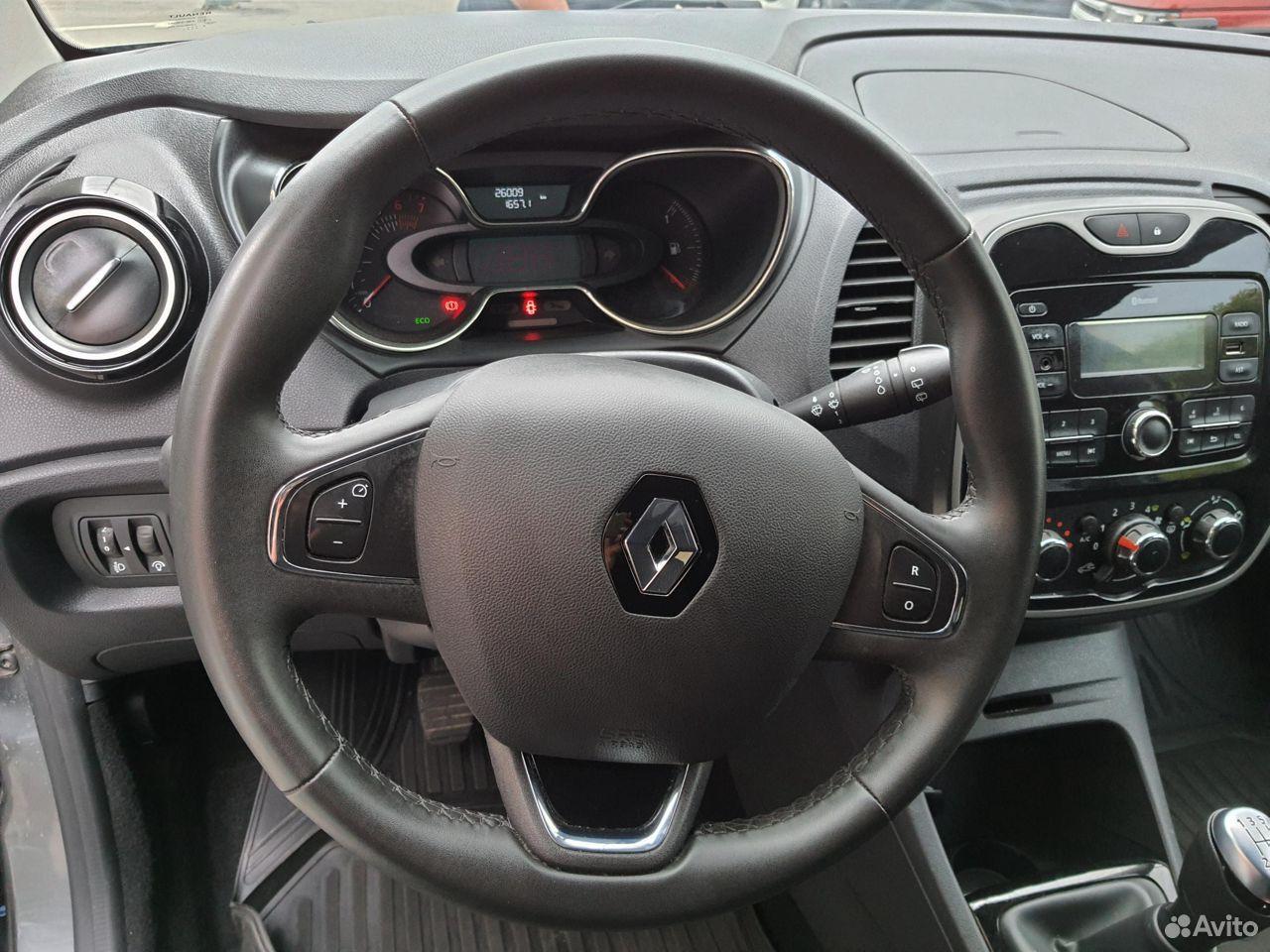 Renault Kaptur, 2018  83432890497 купить 9