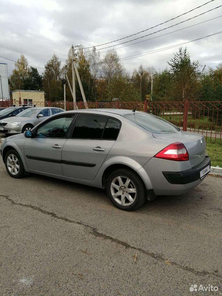 Renault Megane, 2004  89092668411 купить 3