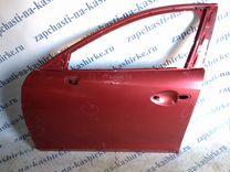 Дверь передняя левая бу Mazda6 GJ