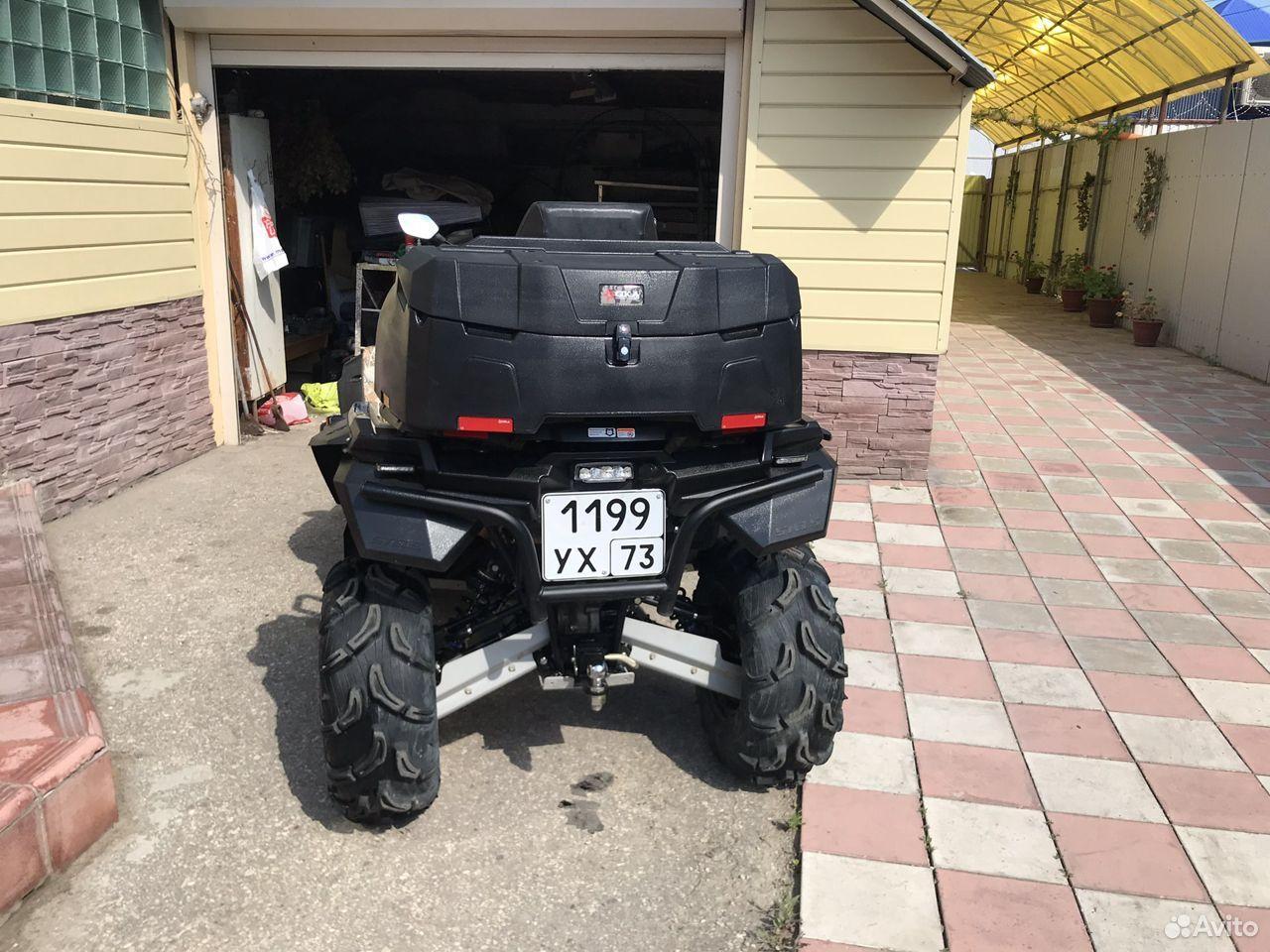 Stels ATV 650 Guepard Trophy EPS  89063928876 купить 4