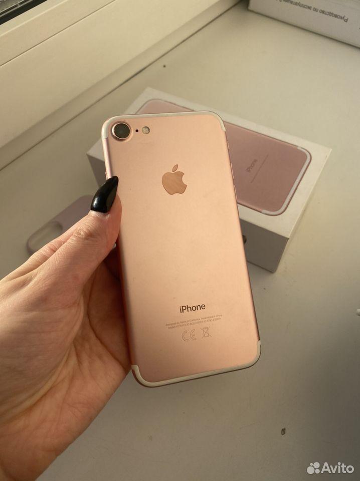 Телефон iPhone 7 32gb  89991730301 купить 4
