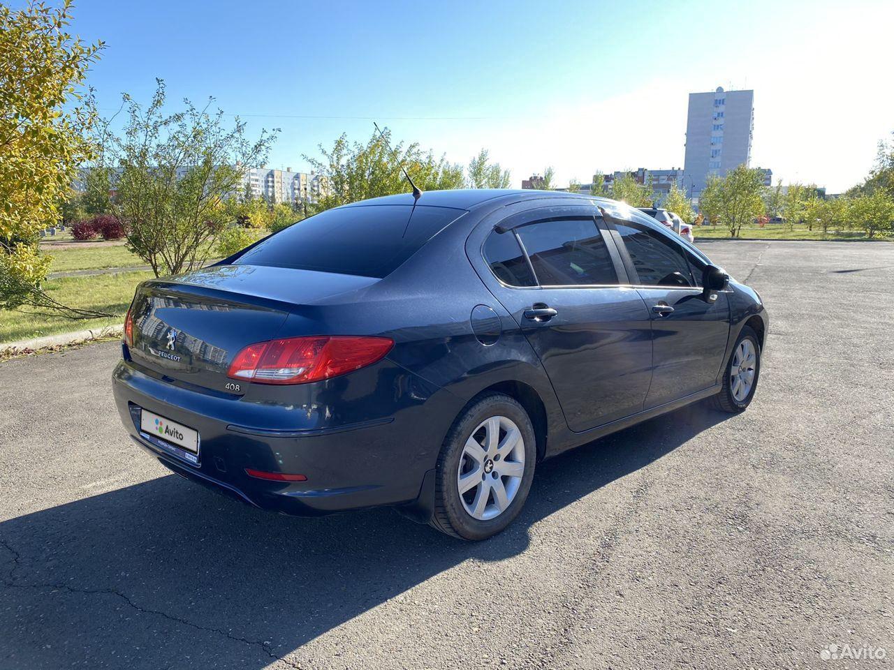 Peugeot 408, 2012  89246322243 купить 7