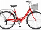 Велосипед стэлс навигатор 395 7-скоростн