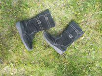 Сапоги зима натуральный мех и кожа — Одежда, обувь, аксессуары в Челябинске